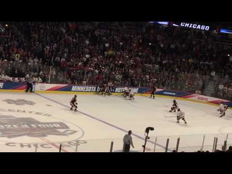 2017 NCAA MENS FROZEN FOUR DENVER WINS NATIONAL CHAMPIONSHIP