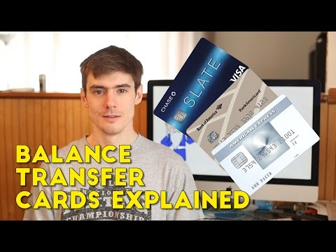 How to PAY OFF Credit Card Debt With NO INTEREST (Balance Transfer Cards)