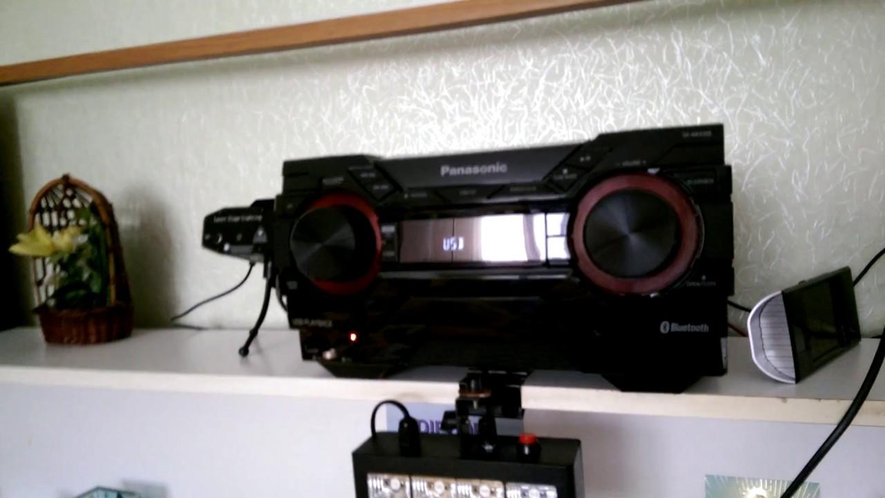 Panasonic Sc Akx200e