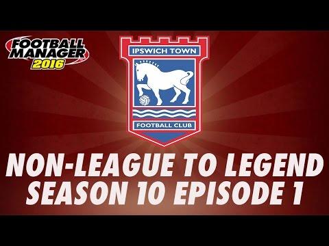 Non-League to Legend - Season 10 Episode 1 - VIVA LA REVOLUCION - Football Manager 2016