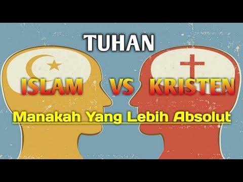 Debat Islam vs Kristen 2018, TUHAN mana yg paling Absolut
