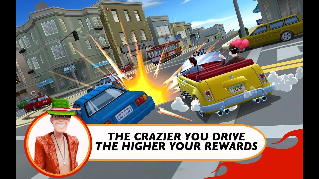 Crazy Taxi&& Try The Games