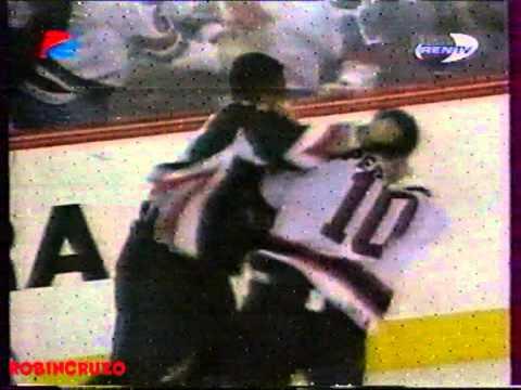 JeanLuc Grand-Pierre vs  Denis Pederson Mar 23, 1999