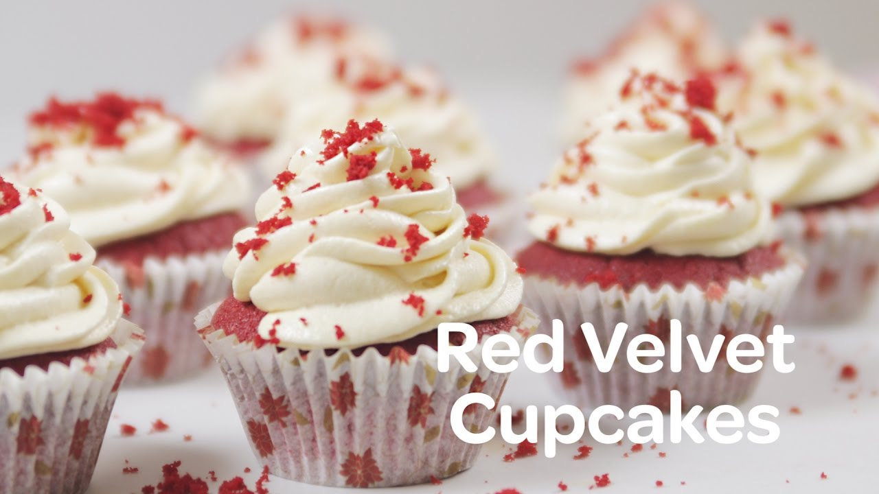 Red Velvet Cupcakes Recipe Yummy Ph