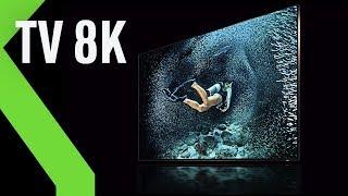 Televisores 8K, ¿Por qué llegan si NO HAY CONTENIDO 8K?
