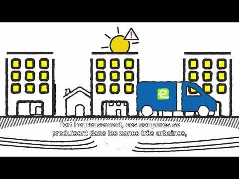 Canicule : Pourquoi les très fortes chaleurs peuvent endommager le réseau éléctrique