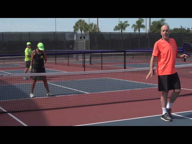 Pickleball Tutor Tips: The 2 Objectives of Pickleball