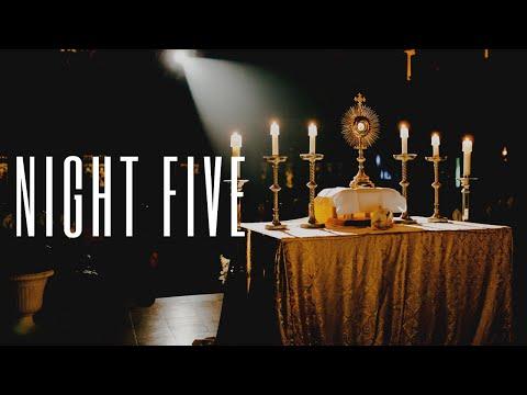 Pray, Hope, Don't Worry   Pandemic Parish Mission   Night Five