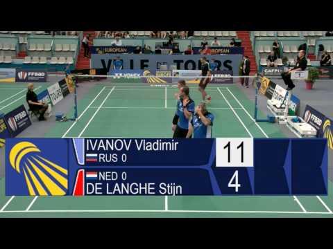 Primorye Vladivostok vs Van Zundert Velo - Quarter Finals, European Club Championships 2016