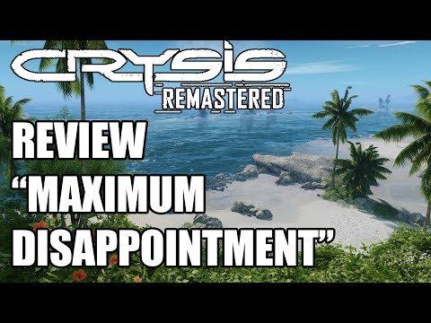 Crysis Remastered Review - MAXIMUM DISAPPOINTMENT