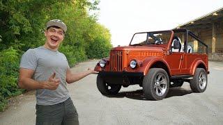 Реставрация ГАЗ 69  Тюнинг и ремонт автомобиля на миллион! видео