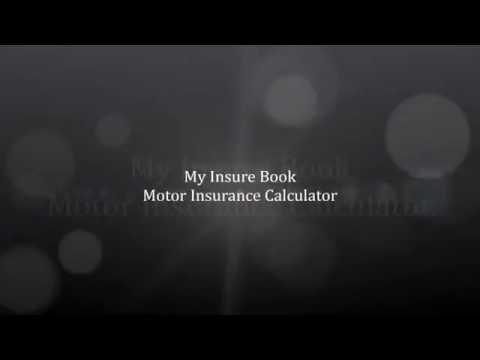 Motor Insurance Premium Calculator | Indian Insurance | My Insure Book- MIB