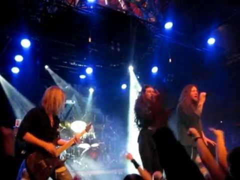 Amaranthe - Splinter in my Soul @ DOM Helsinki, Finland