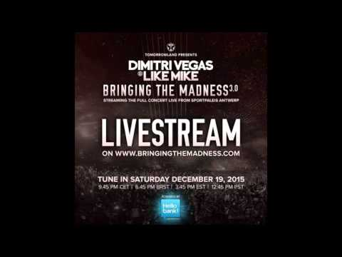 Dimitri Vegas & Like Mike - Ready For Action (Bringing The Madness 3.0) (OverLine Edit)