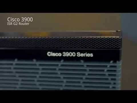 Summit Reviews - Cisco 3900 Series Routers