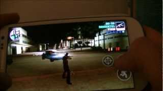Test Android GTA VICE CITY HD (Smartphone et tablette tactile)