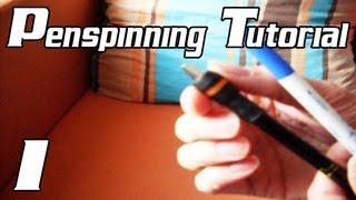 Penspinning Tutorial [German][#1] - Vorwort!