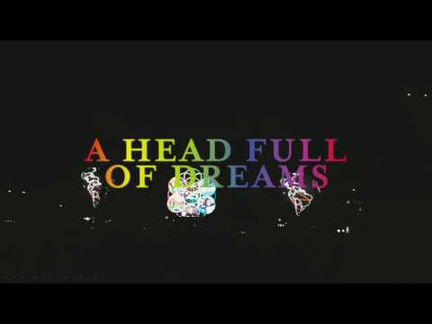 COLDPLAY - COLOR SPECTRUM + A HEAD FULL OF DREAMS (AHFOD 2017 IN MANILA)