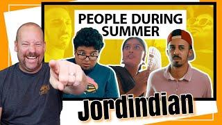 Things People Do During Summer    Jordindian   REACTION