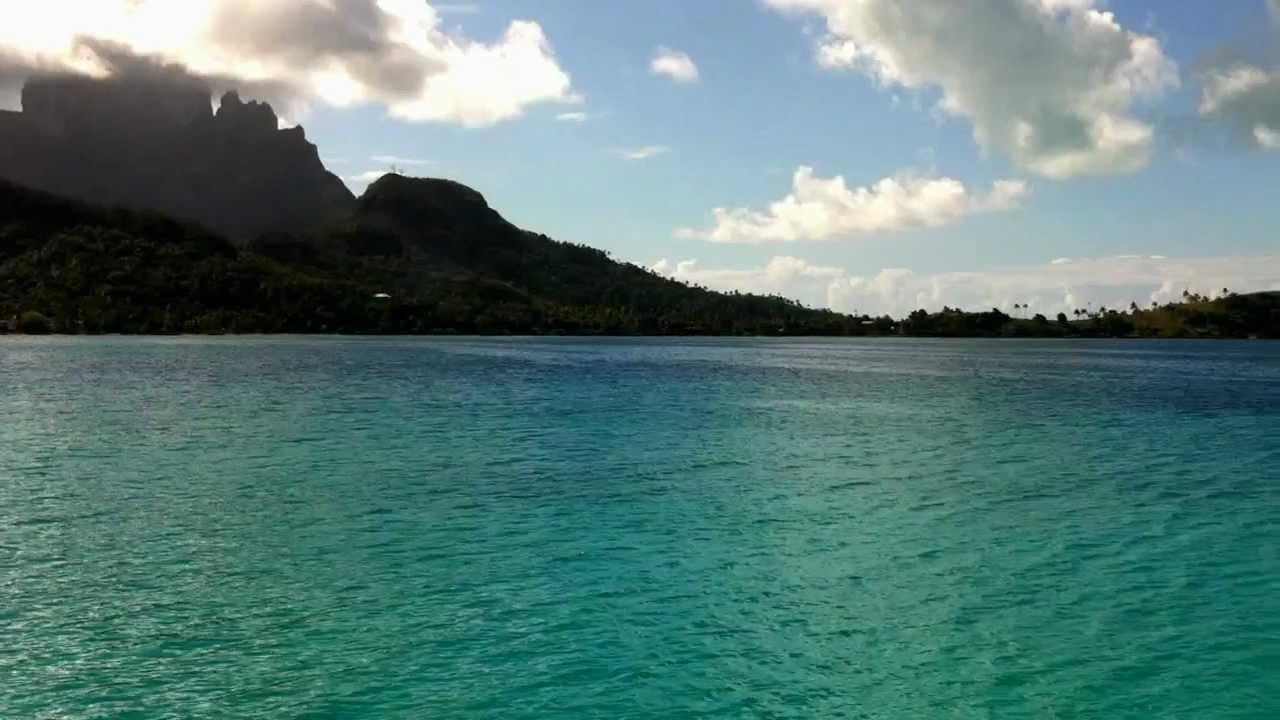Bora Bora Sofitel Private Island