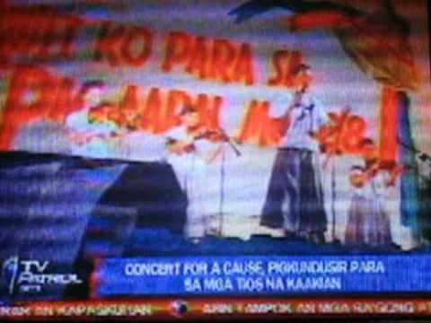 EZER Foundation in TV Patrol Bicol