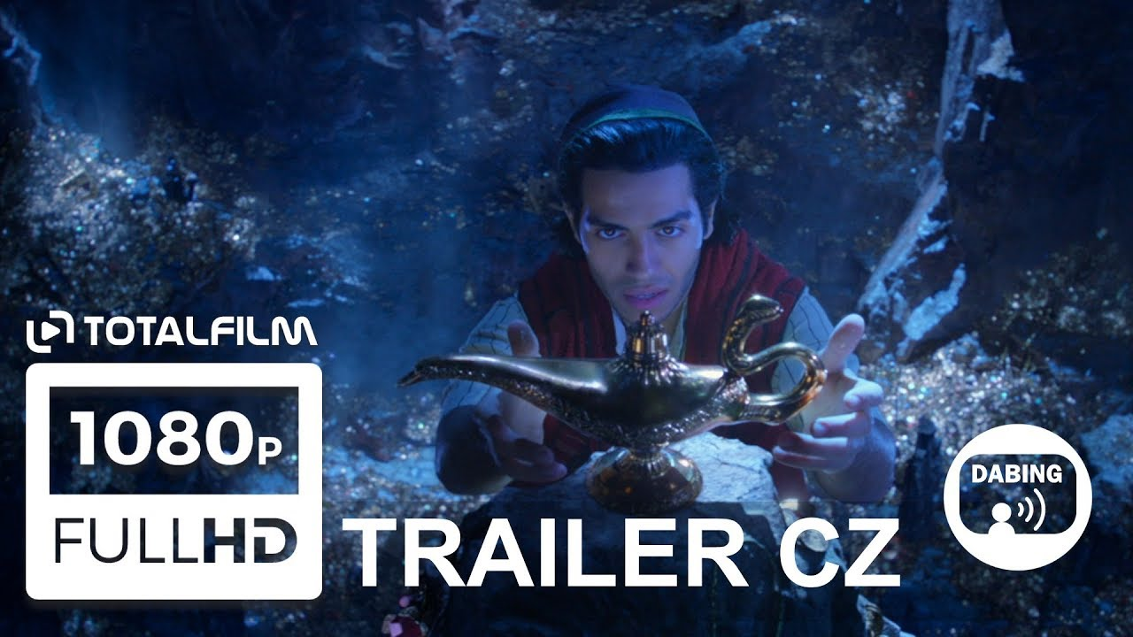 Aladin (2019) CZ dabing HD trailer