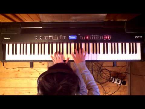 Tal Bachman - She's So High [Epic Piano Cover]
