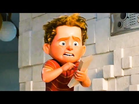 Incredibles 2 'Dash Destroys House' Full online (2018) Disney Pixar HD