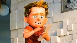 Incredibles 2 'Dash Destroys House' Trailer (2018) Disney Pixar HD