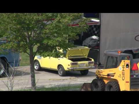 Transformers 3 Milwaukee - Production Crew and Datsun