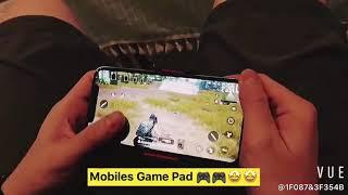 KING MEMO Original Gamepad Handgrip Analog Joystick Game Pad Hand Grip Joystik Sayap Moba Mobile Legend Gaming Smartphone