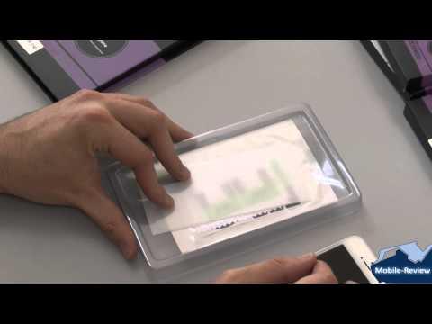 Защитное стекло Ainy для экранов