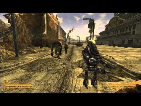 Fallout New Vegas Mods: Tumtum Teddy Companion - Part 1