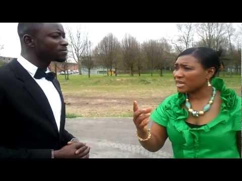 Nkosuohene meets Esther Amoako (Ghanaian Gosple singer)