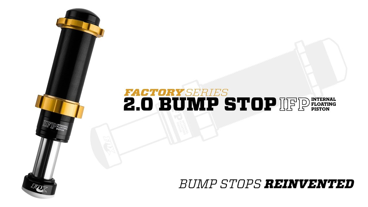 Bump Stops Reinvented The 20 Factory Series Bump Stop