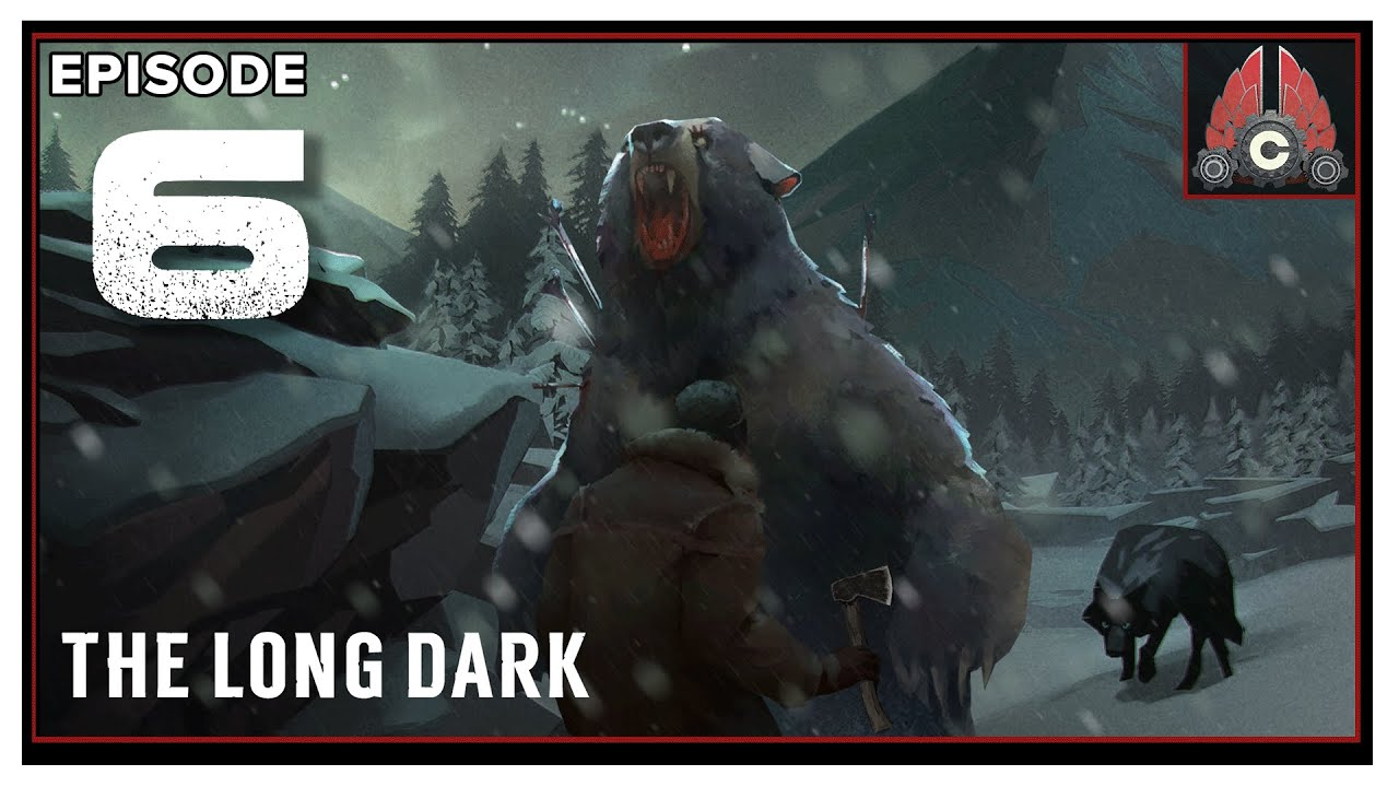 """CohhCarnage Plays The Long Dark (Episode Four) """"Fury, Then Silence"""" - Episode 6"""