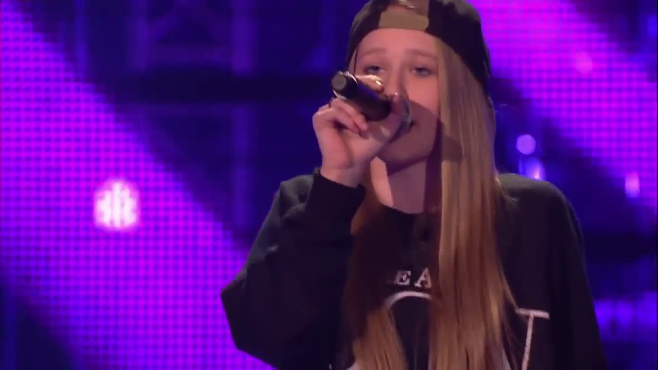 Jessie J Price Tag Anne The Voice Kids 2016 Blind Auditions SAT 1 720p