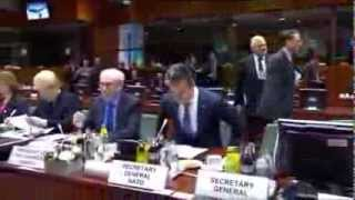 European Council - Day 1