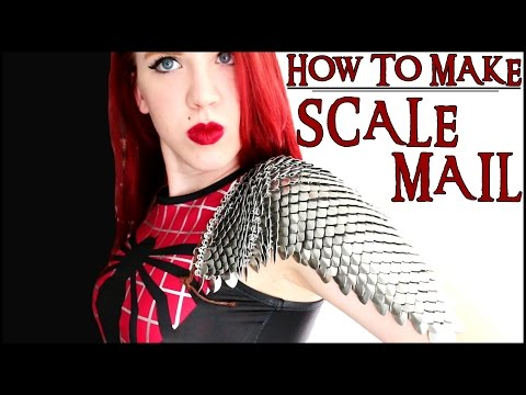 How To Make Scalemail #1 | TUTORIAL