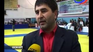 В Кизилюрте  прошло первенство Дагестана по дзюдо