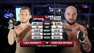 RXF Mitrea Cristian VS Luke Barnatt
