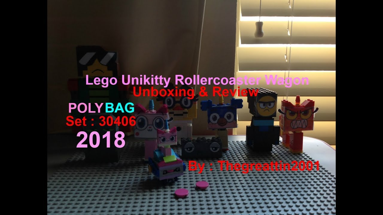 Details about  /NEW LEGO UNIKITTY POLYBAG SET 30406