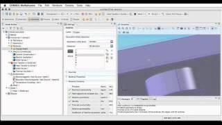 Simulación de componentes y sistemas multifísicos mediante elementos finitos (5.0)