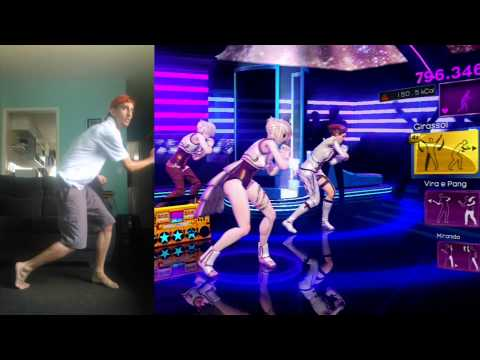 Dance Central 3 Satellite Hard 100% Flawless