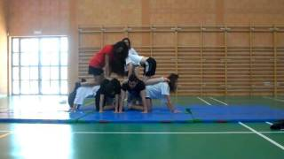 This Video Previously Contained A Copyrighted Audio Track. Due To A Claim By A Copyright Holder, The Audio Track Has Been Muted.     Acrosport Boys And Girls