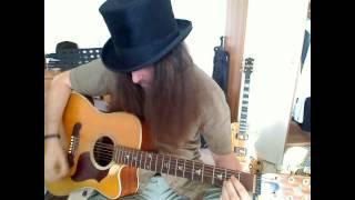 Video Black dog - Led zeppelin rare acoustic version - Only guitar download MP3, 3GP, MP4, WEBM, AVI, FLV Juni 2018