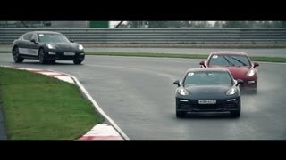 Moscow: Porsche Festival 2013 - Born on the racetrack(, 2013-10-07T12:32:55.000Z)