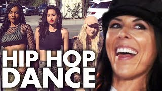 Learning a Hip Hop Dance Routine?! (Get Jacked)