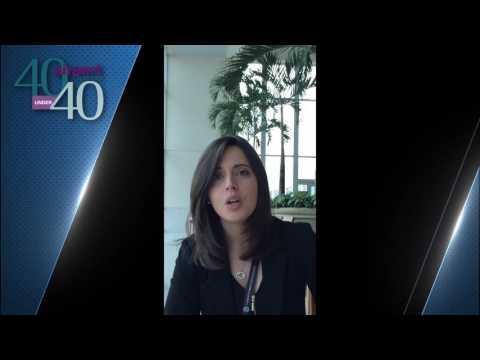 Airport Business 2016 Top 40 Under 40: Angela Schaefer