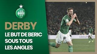 ASSE 1-0 Lyon : le but sous tous les angles